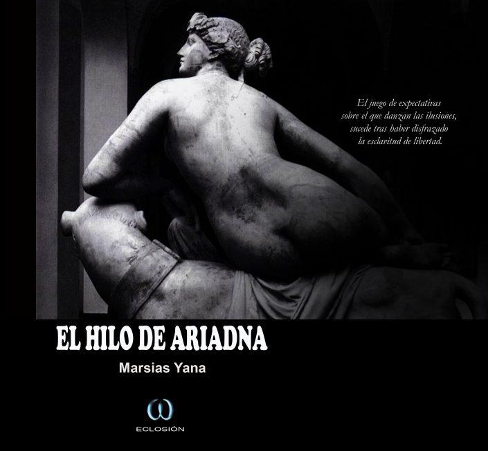El hilo de Ariadna PORTADA 705x651 - Libros