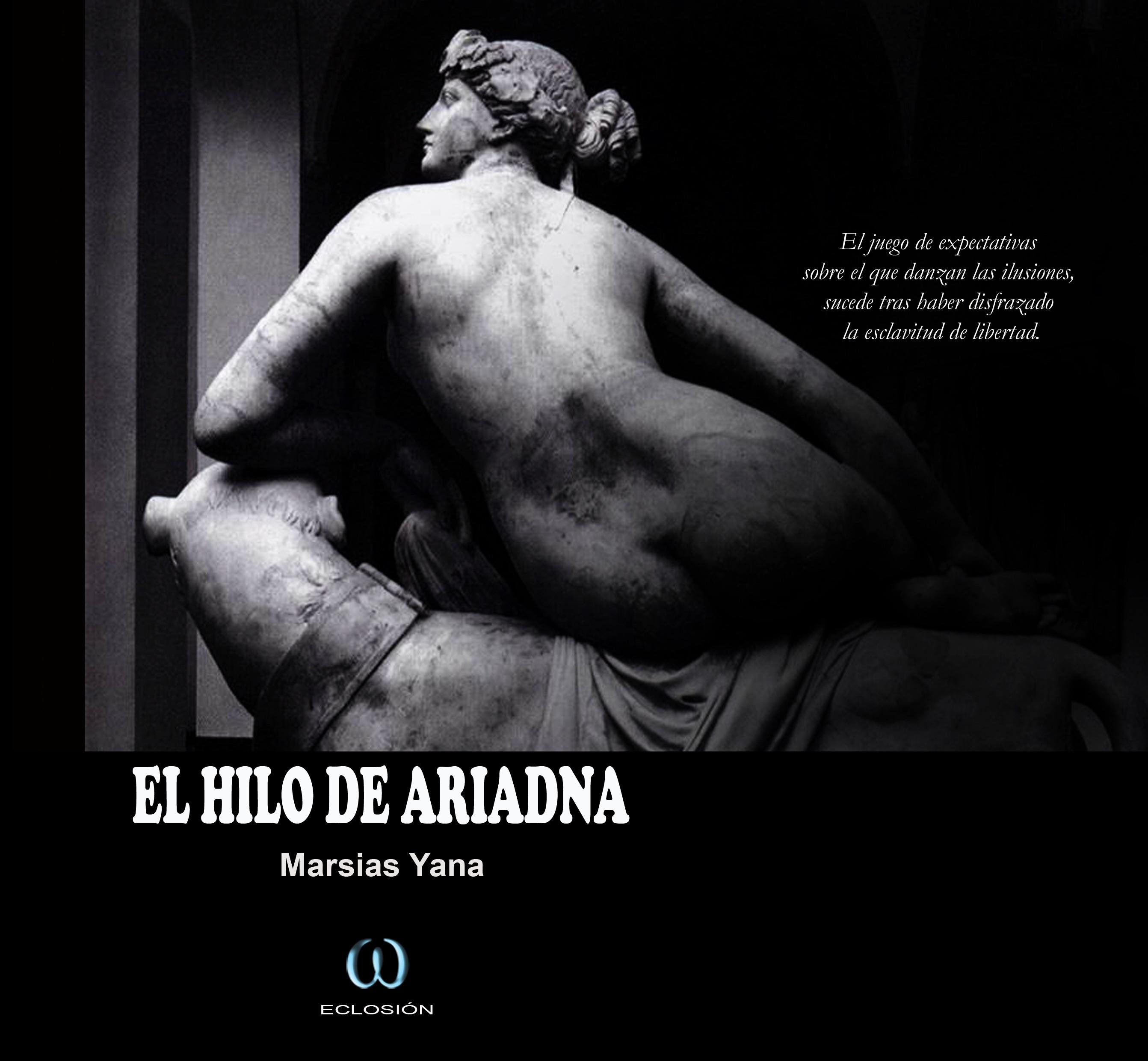 El hilo de Ariadna PORTADA - El Hilo de Ariadna