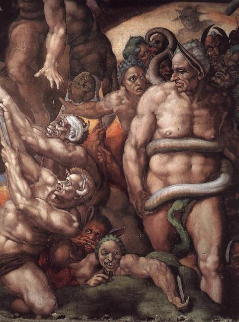 biagio infierno - Irreconciliables