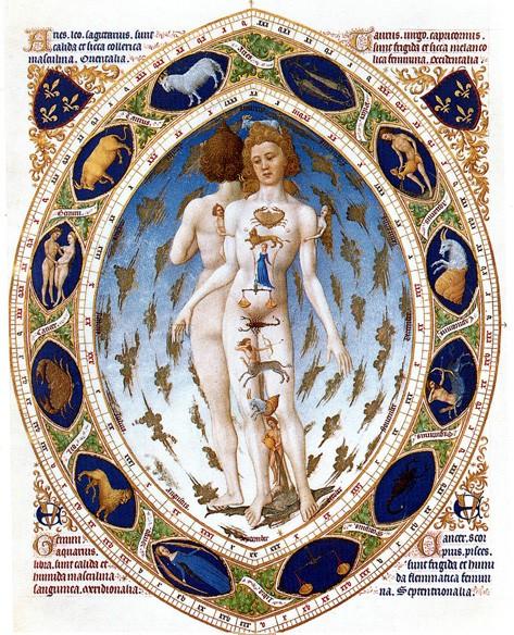 astrologia yin yang - El Hilo de Ariadna