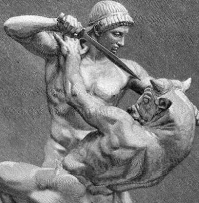 minotauro e1555923552498 - Mito y Realidad