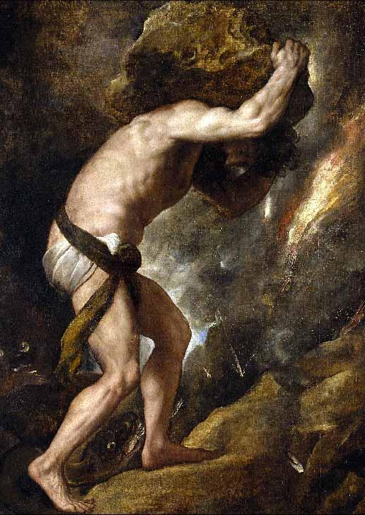 Sisifo - El Diablo